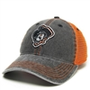 OSU Dashboard Trucker II Orange Hat