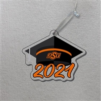 OSU 2021 GRAD ORNAMENT
