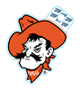 OSU JUNIORS MASCOT STICKER
