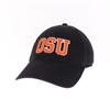 Block OSU Felt Black Hat