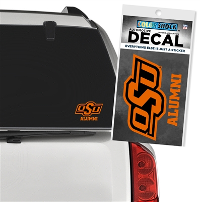 OSU Alumni Decal