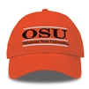 Orange OSU Bar Hat