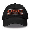 Black OSU Bar Hat