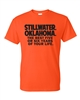 Stillwater Grad Orange T-Shirt