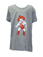 OSU Youth Pistol Pete Wrestling T-shirt