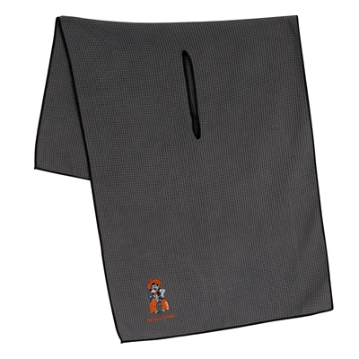 OSU Microfiber 19x41 Golf Towel