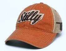 Stilly Orange Hat
