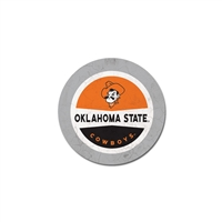 OSU Car Coasters 2-Pack