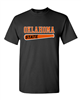 OSU Baseball BLACK Throwback T-Shirt