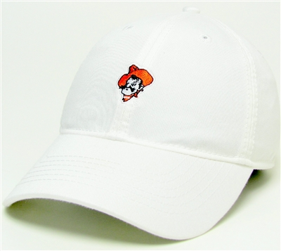 OSU Polo Pete White Hat