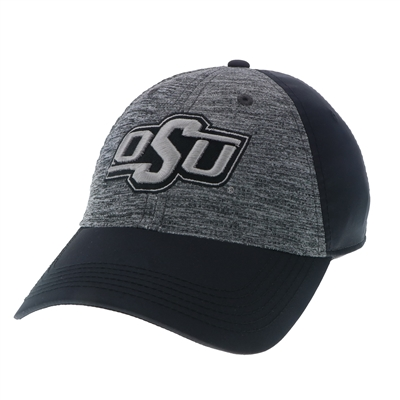 OSU Grey Retro Performance Hat