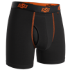 OSU 2UNDR Men's BLK Boxer Brief