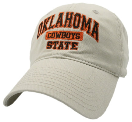 OSU Khaki Oklahoma State Cowboys Hat · View Larger Photo 4c77cb838d6