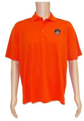OSU Orange Shadow Pete Golf Shirt