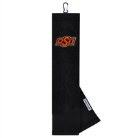 OSU Face/Club Golf Towel