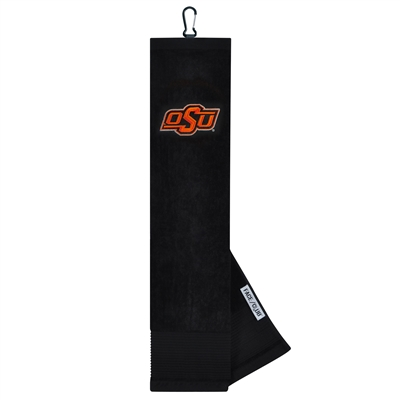 OSU Face/Club Golf Towel OUT OF STOCK