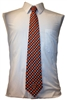 OSU Men's Tartan Tie OUT OF STOCK