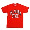 Oklahoma State Orange Full Arch T-Shirt