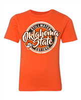 OSU Scripty Circle T-Shirt