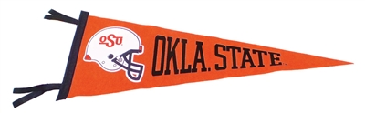 OSU Helmet Pennant OUT OF STOCK