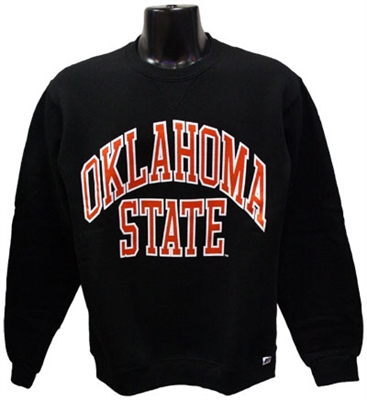 OSU Black Crew Sweatshirt