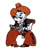 Pistol Pete Patch OUT OF STOCK