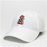 OSU Cool Fit Full Pete White Hat