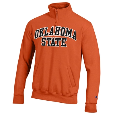 OSU Orange Champion 1/4 Zip OUT OF STOCK