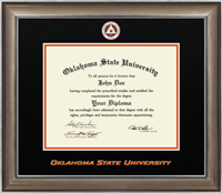 OSU Easton Diploma Frame