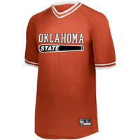 OSU Retro Bat V-Neck Jersey