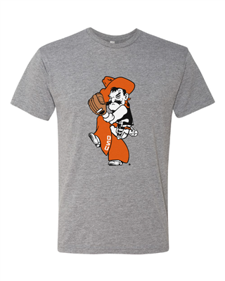 OSU Pistol Pete Pitching T