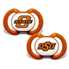 OSU Pacifier 2 Pack