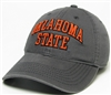 OSU Arching Oklahoma State Gray Cap