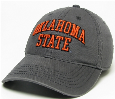 OSU Arching Oklahoma State Gray Cap OUT OF STOCK