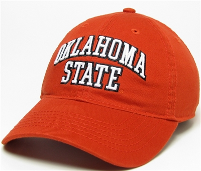 OSU Arching Oklahoma State Orange Cap