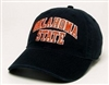 OSU Arching Oklahoma State Black Cap