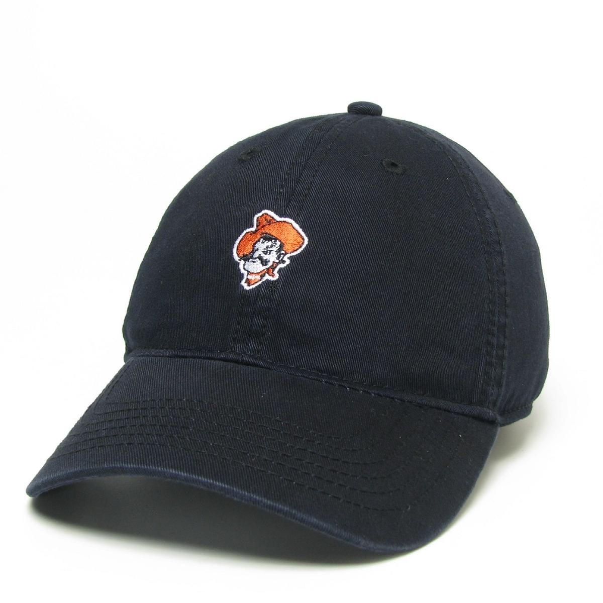OSU Polo Pete Black Hat 7da65033825