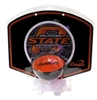 OSU Mini Basketball Goal Set
