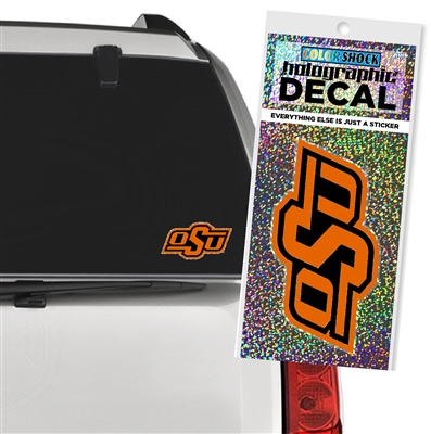 OSU Holographic Brand Decal