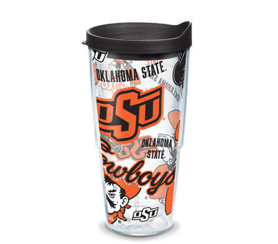 OSU ALL OVER TUMBLER 24OZ OUT OF STOCK