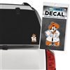 OSU Doctor Pete Decal