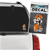 OSU Soccer Pete Decal