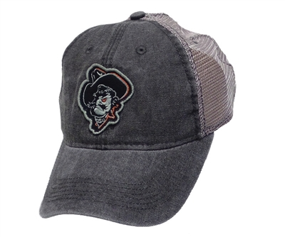 OSU Dashboard Trucker II Gray Hat