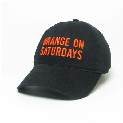 OSU Orange on Saturdays Hat