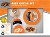 OSU Baby Rattle Set