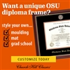 Customized Diploma Frames
