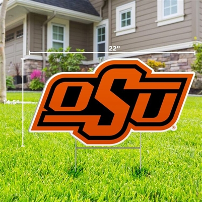 OSU BRAND YARD SIGN