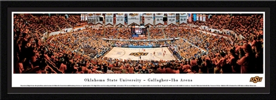 OSU G.I.A. Select Framed Panorama