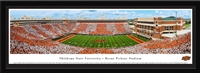 OSU BPS-Striped Select Framed Panorama