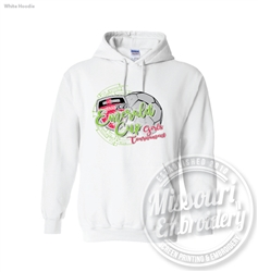 Emerald Cup Girls Tournament Hoodie